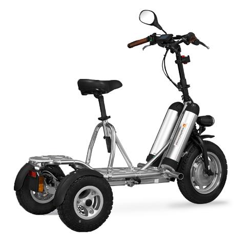 eBikeboard Freeliner - Tricycle à moteur...