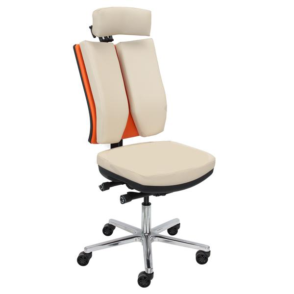 Fauteuil de bureau de prévention Evaflex - Chaise de bur...