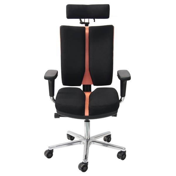 Fauteuil de bureau de prévention Evaflex 2 - Chaise de b...
