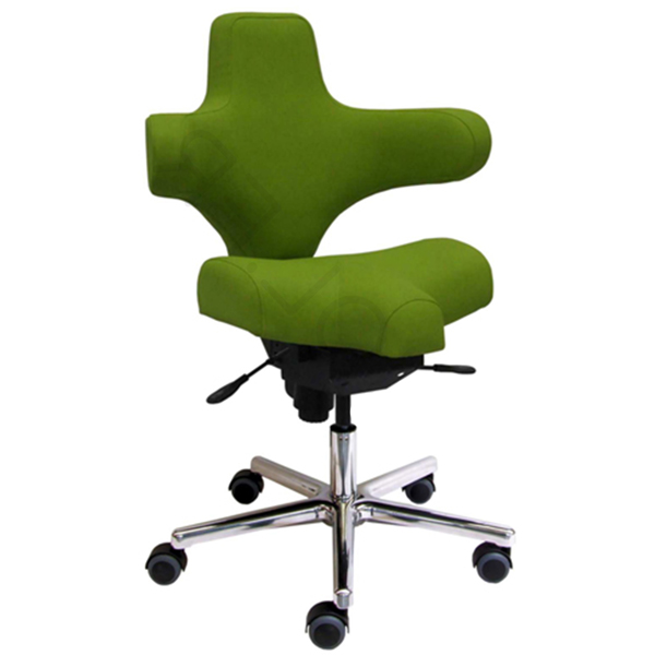 Fauteuil Futura asynchrone CP+T - Chaise de bureau à hau...