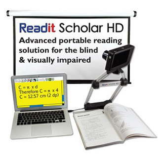 Readit Scholar HD - Téléagrandisseur...