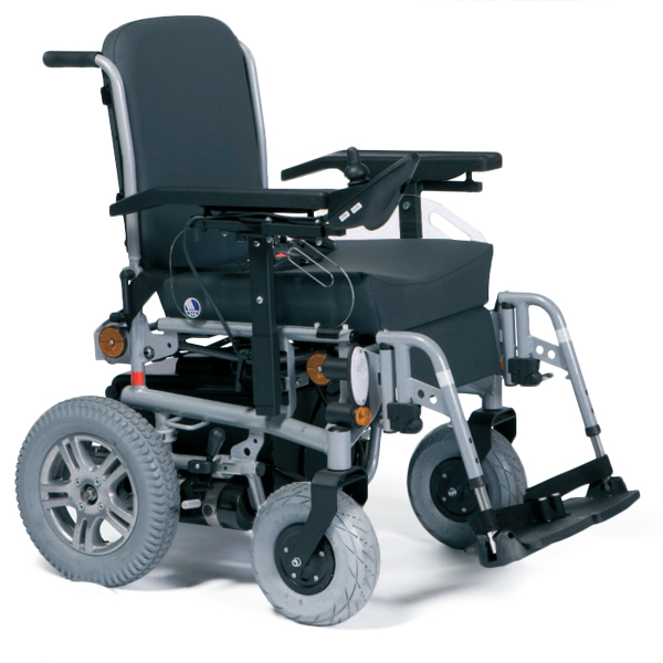 Squod - Fauteuil roulant électrique à châssis fixe...