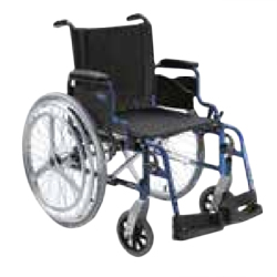 Action 1 NG Dual HR - Fauteuil roulant manuel standard a...