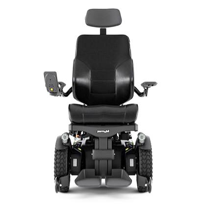 F3 Corpus - Fauteuil roulant électrique a châssis fixe...