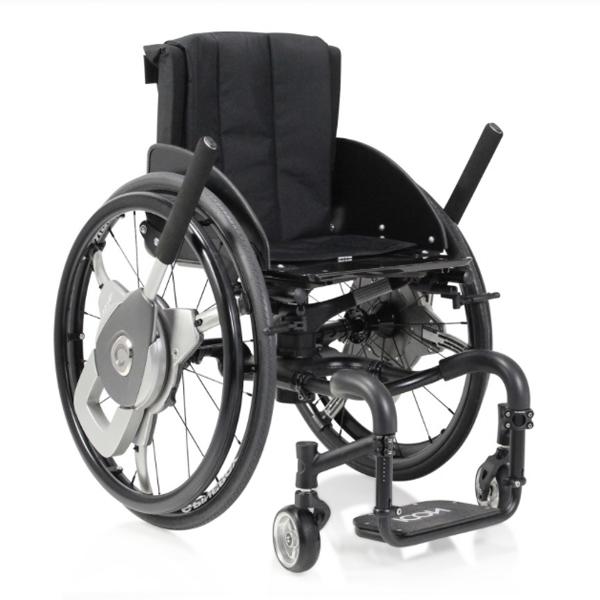 Nudrive air - Kit de propulsion manuel pour fauteuil rou...