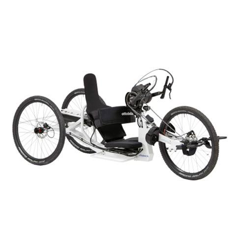 eMano 3 - Tricycle à deux roues arrière propulse par les...