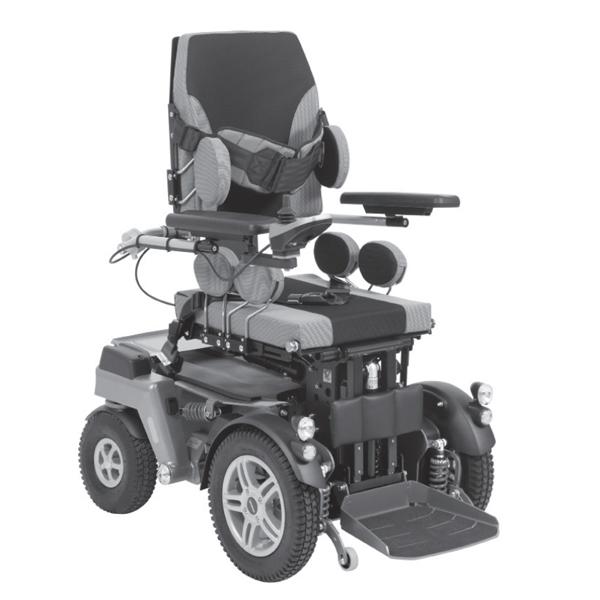 C-1000 SF - Fauteuil roulant électrique à verticalisatio...