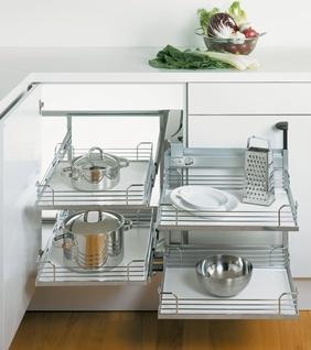 Magic Corner Comfort - Meuble de cuisine...