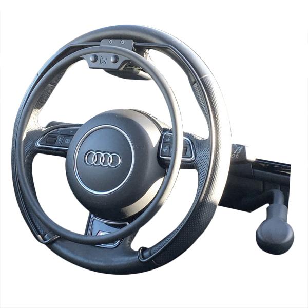 Cercle KS Radio - Accélérateur et frein au volant...