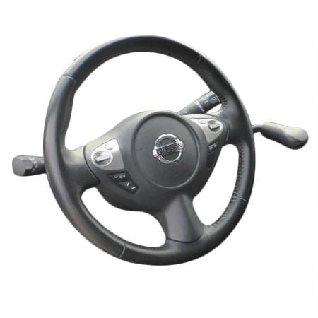 Levier de frein manuel - Accélérateur et frein au volant...