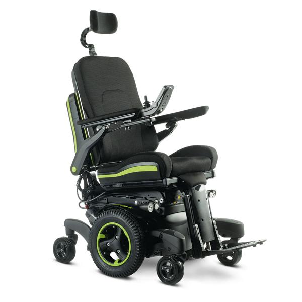 Jive M2 Sedeo Ergo - Fauteuil roulant électrique à châss...