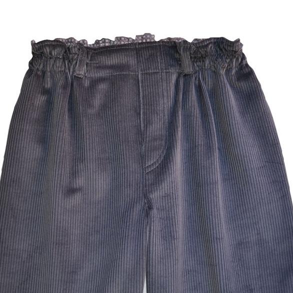 Hémy velours - Pantalon...
