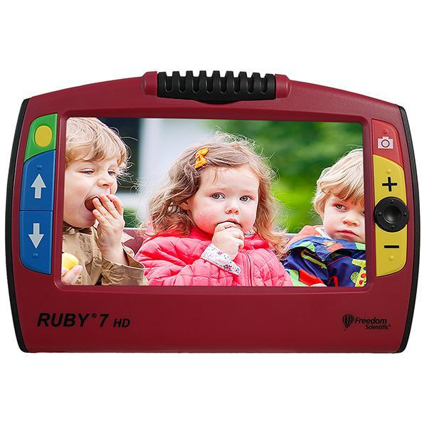 Ruby 7 HD - Téléagrandisseur portable ...