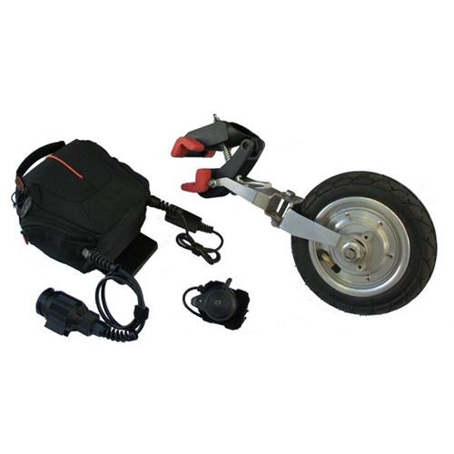 ForceWheel - Troisième roue électrique pour fauteuil rou...