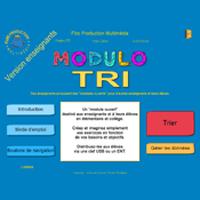 Modulo-tri - Logiciel d'apprentissage...