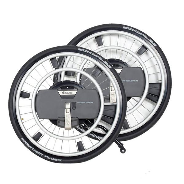 Wheeldrive - Kit de propulsion électrique pour fauteuil ...