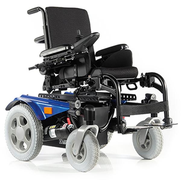 Zippie Salsa R2 - Fauteuil roulant électrique enfant...