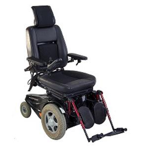 DX Compact - Fauteuil roulant électrique à châssis fixe...