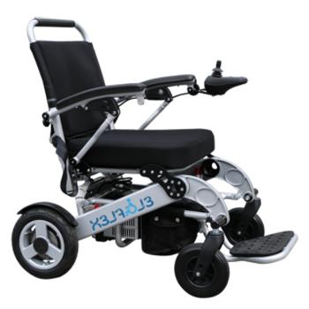 Eloflex M - Fauteuil roulant électrique à châssis pliant...