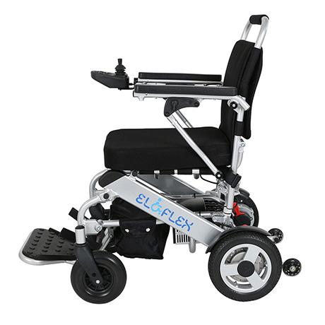 Eloflex L - Fauteuil roulant électrique à châssis pliant...