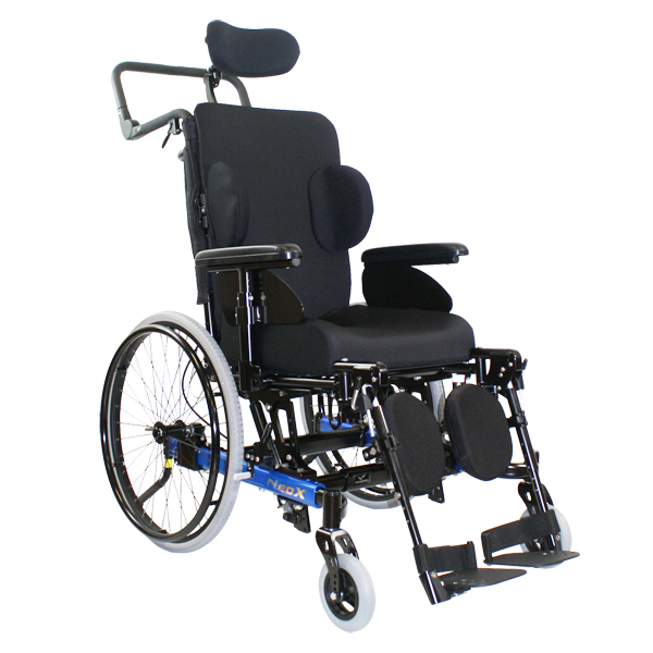 Neox 4 roues - Fauteuil roulant manuel standard a châssi...