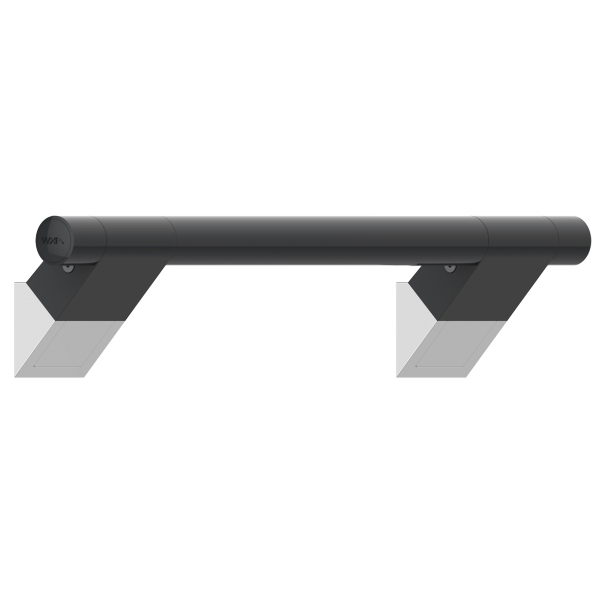 Barre droite Onyx Black 11831-LS - Barre d'appui droite ...
