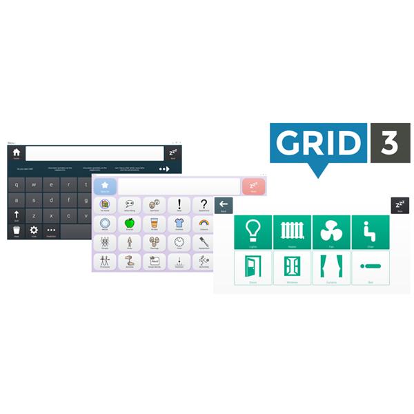 The Grid 3 - Logiciel de communication par pictogrammes...