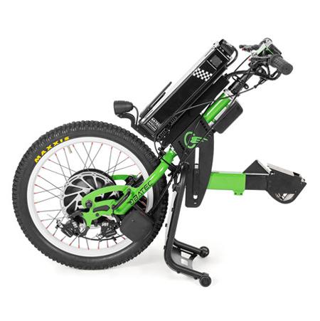 Batec Rapid - Troisième roue électrique pour fauteuil ro...