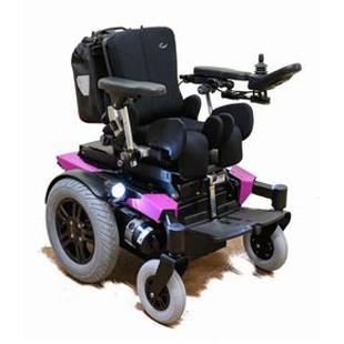 T4 2x2 Junior XPanda - Fauteuil roulant électrique enfan...