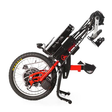 Batec Hybride - Troisième roue électrique pour fauteuil ...