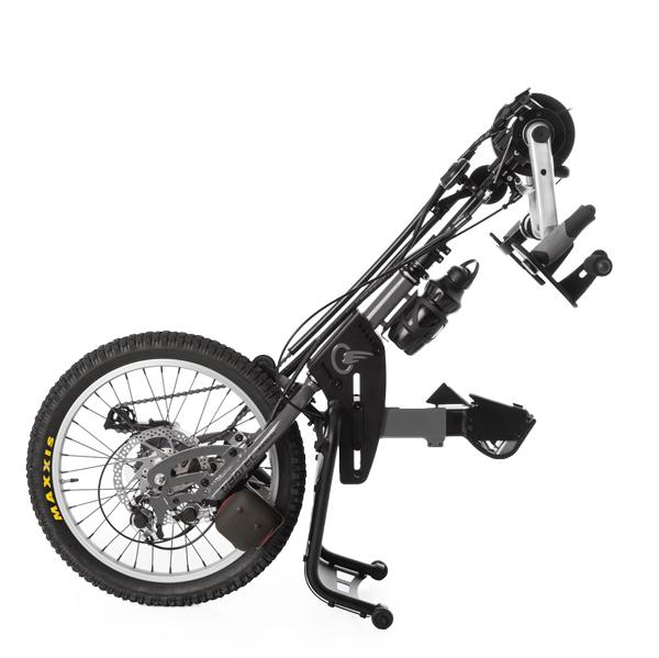 Batec Manuel - Troisième roue pour fauteuil roulant...