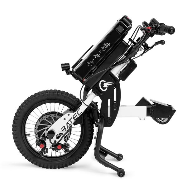 Batec Mini - Troisième roue électrique pour fauteuil rou...