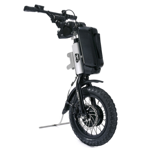 Klick electric Tetra Power - Troisième roue électrique p...