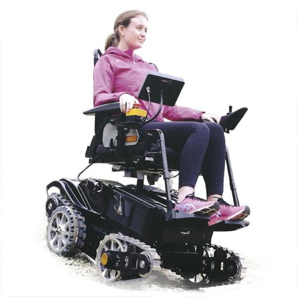B-free Ranger - Fauteuil roulant électrique a châssis fi...
