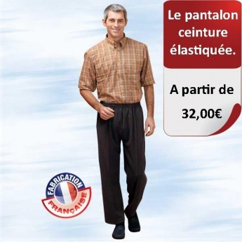 Pantalon Pascal - Pantalon...