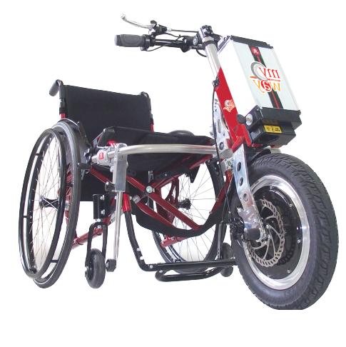 MyWay - Troisième roue électrique pour fauteuil roulant...