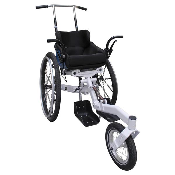 2KS TraceS Rando - Fauteuil roulant électrique sport & l...