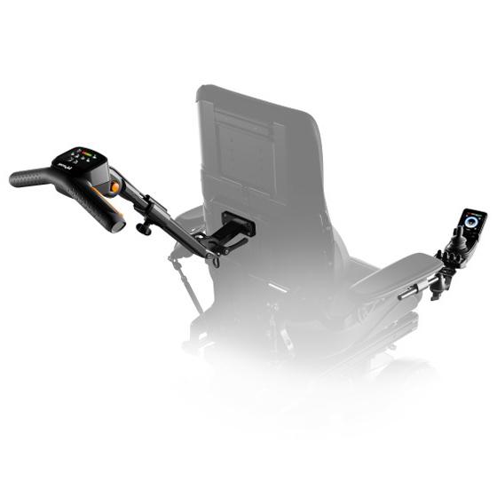 Co-pilot - Système de commande pour fauteuil roulant...