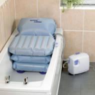 Elévateur de bain gonflable - Siège de bain élévateur él...