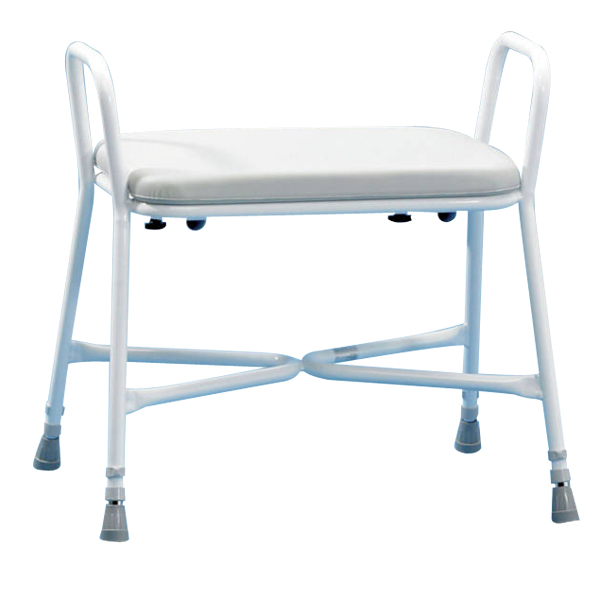 Tabouret de douche Sherwood Plus XXL Homecraft - Chaises...