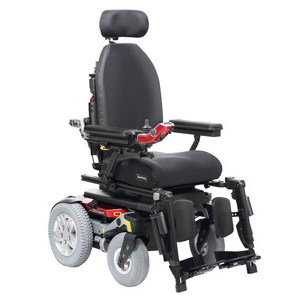 Partner Evo - Fauteuil roulant électrique à châssis fixe...