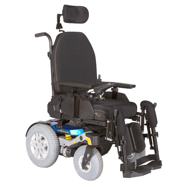 Partner TB Flex - Fauteuil roulant électrique à châssis ...