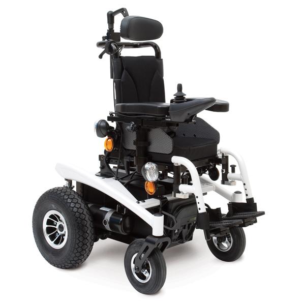 Sparky - Fauteuil roulant électrique à châssis fixe...