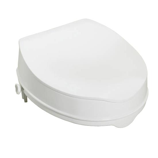 Siège de toilettes Savanah avec abattant Homecraft - Sur...