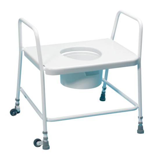 Cadre de toilettes XXL - Cadre de wc / toilettes surévél...