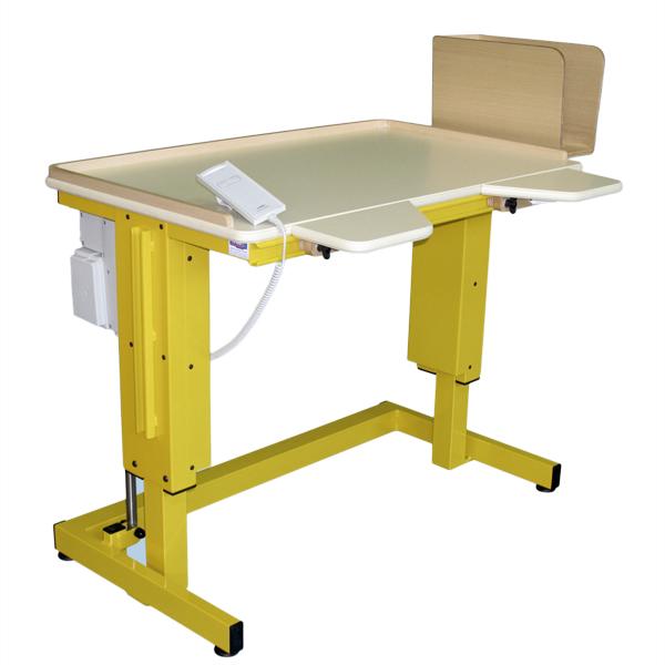 Grand bureau spécial HV motorisée - Table de travail à h...