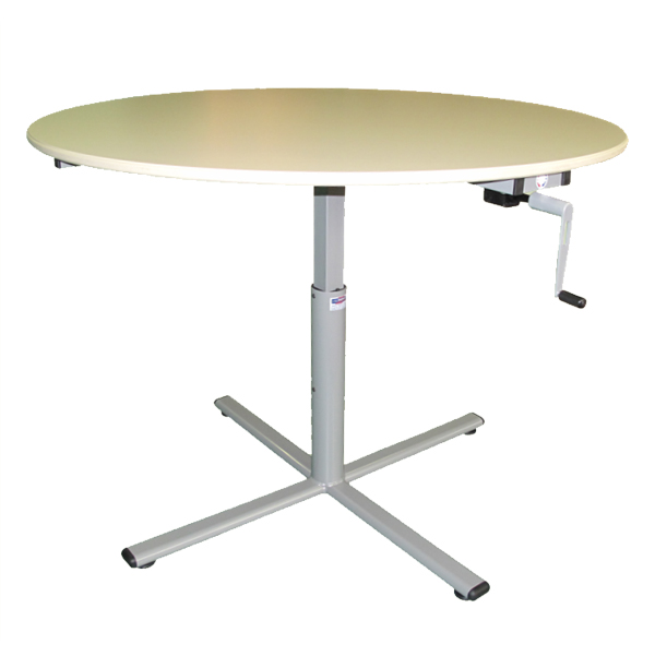 Table 1 pied essentiel HV X - Table de travail à hauteur...