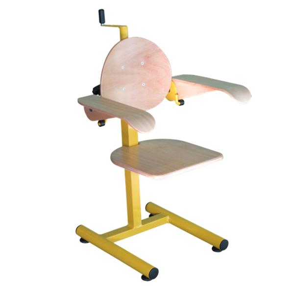 Chaise spécial HV - Chaise de bureau à hauteur variable ...