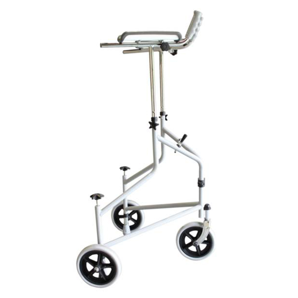 Rollator 3 roues avec supports arthritiques Days - Déamb...