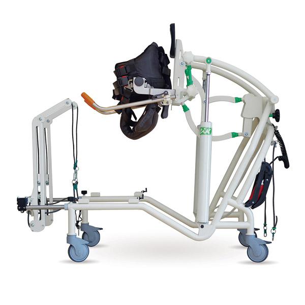 EIK Exosquelette mécanisé - Appareil de marche avec sout...